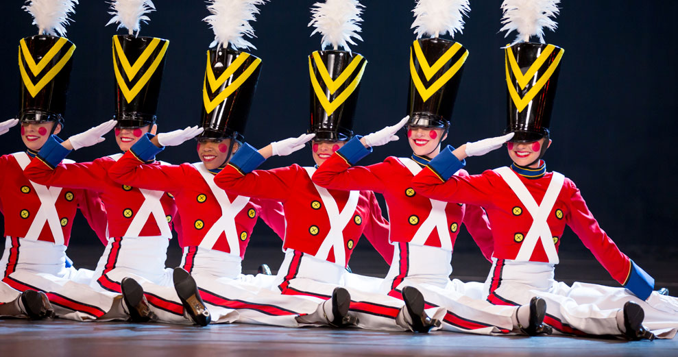 The \'Christmas Spectacular\' Should Be On Every Student\'s Wish List!