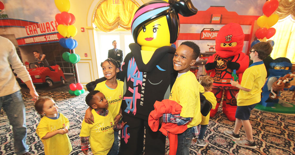 LEGOLAND® New York: It's Official