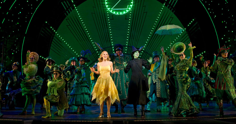 wicked live theatre review Interactive seating map with user reviews, seat view photos, layout charts & tips to help you find the best value for money seats at apollo victoria theatre london.