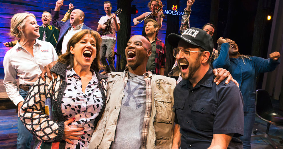 Imagine the World as One: 'Come From Away' Fosters Cultural Awareness, Understanding and Connection