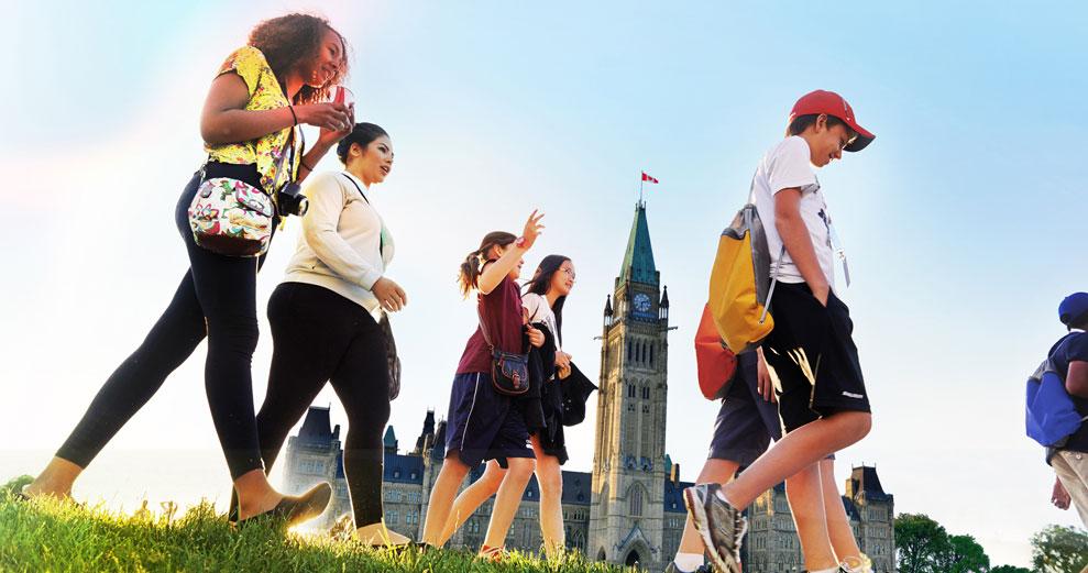 Experience uOttawa Campus. Explore Canada's Capital.