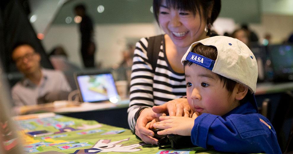 Science is Everywhere! Kids Week at Intrepid Sea, Air & Space Museum