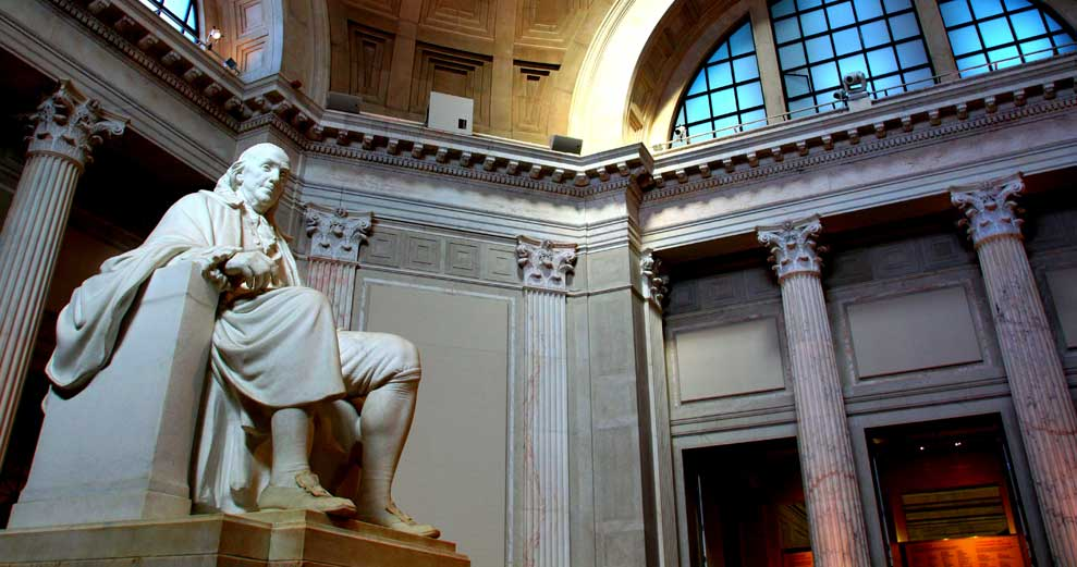 The Franklin Institute: A Gathering Place for Thinkers and Tinkerers Alike