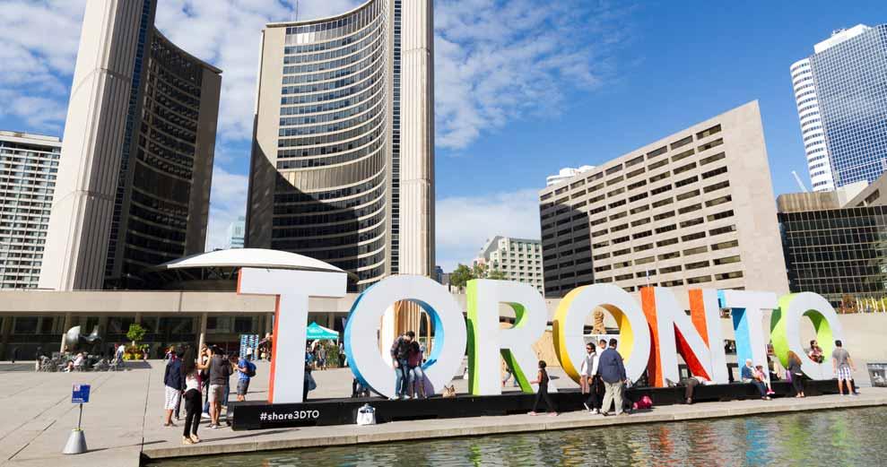 Top 10 Student Destinations: North America