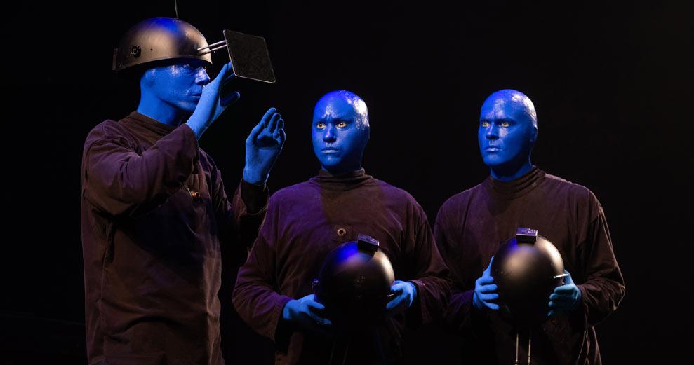 Feeling Blue? Try Something New