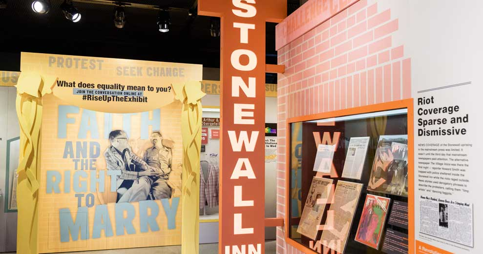 Stonewall and the LGBTQ Rights Movement