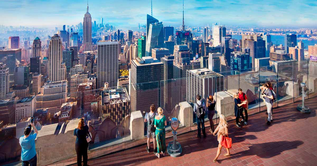 5 Tips for Visiting Top of the Rock