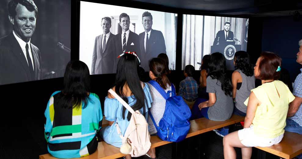 Explore the History of Immigration at Skywalk Observatory