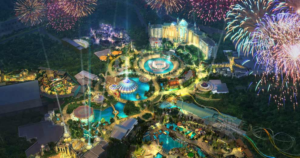 An Ambitious New Theme Park Coming to Universal Orlando Resort
