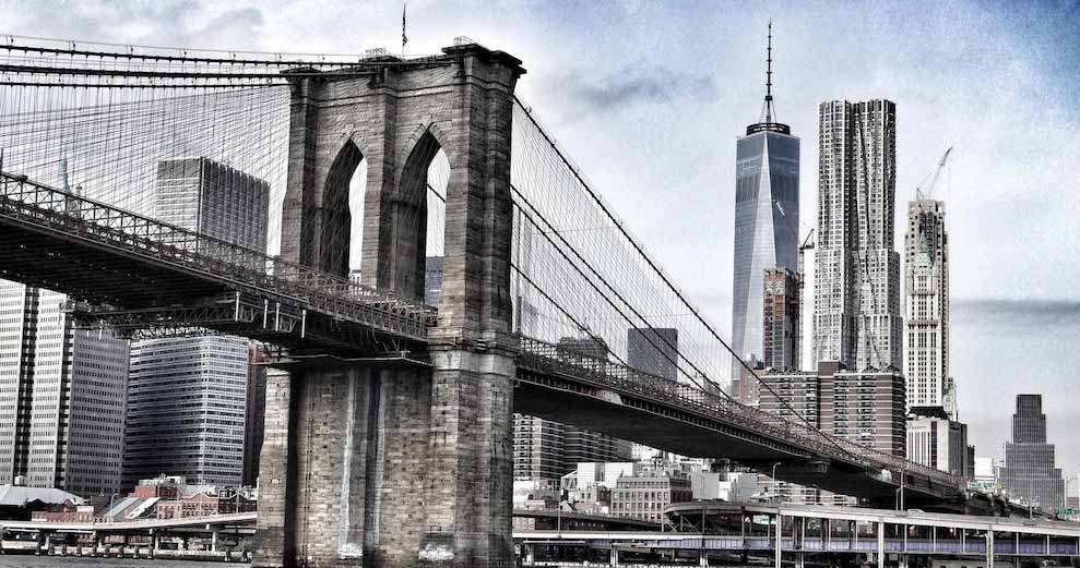 See The Historic Bridges Of Nyc Syta