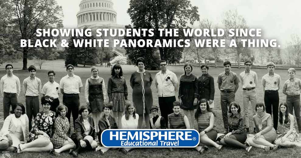 Hemisphere Educational Travel Celebrates 50 Years