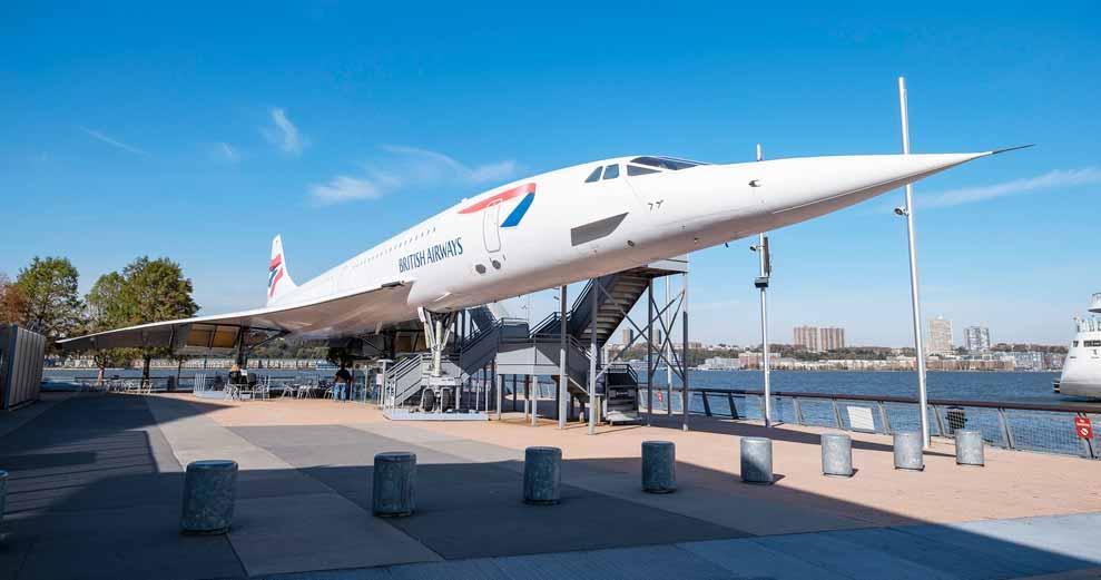 Step Inside a British Airways Concorde!