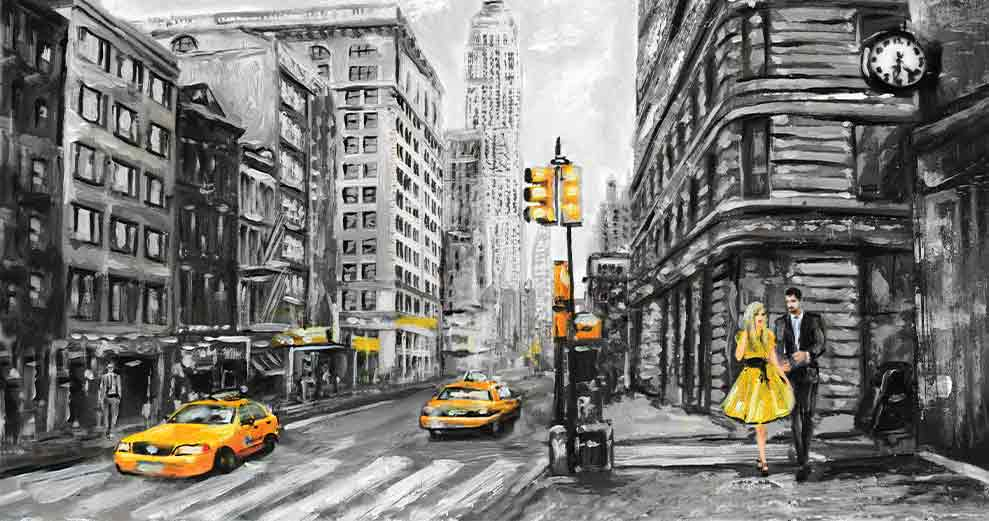 Start Spreading the News: The Big Apple Is the Place to Be a Part of the Arts