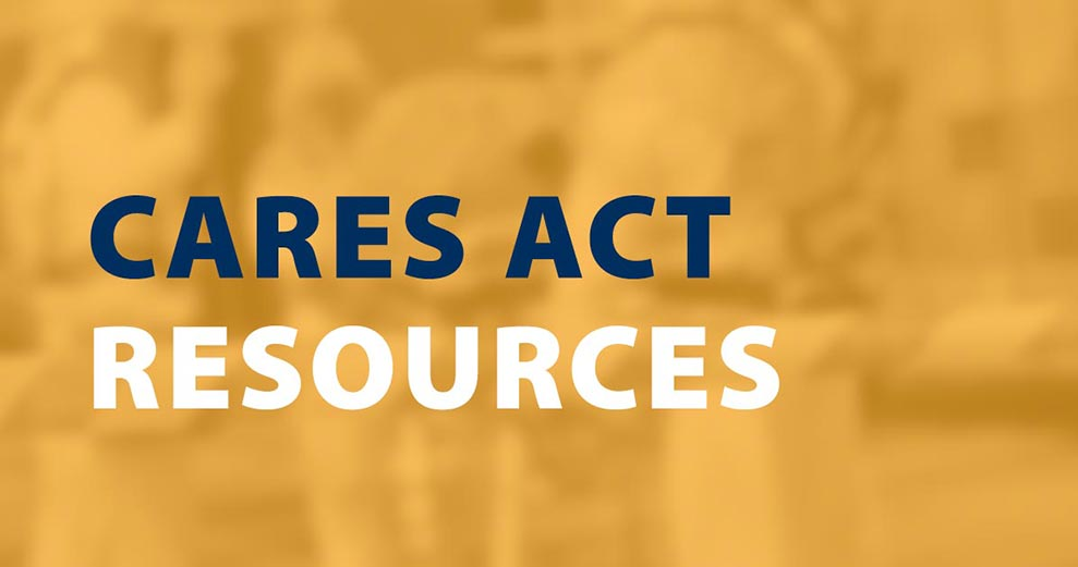 CARES Act Resources