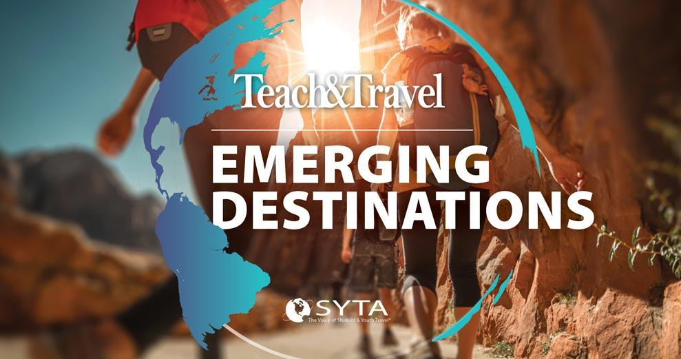 Emerging Destinations 2020