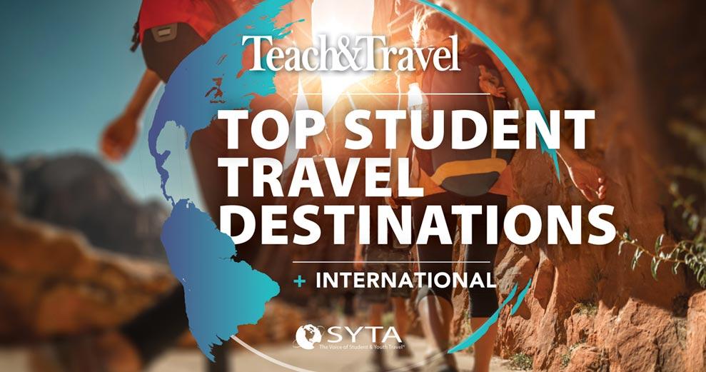 Top 10 Student Destinations 2020: North America